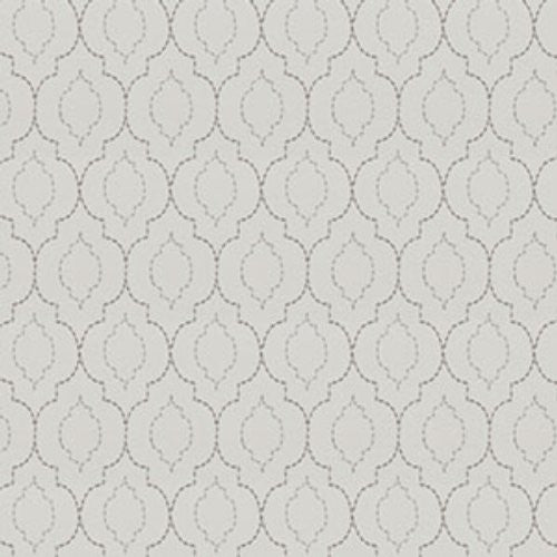 Trend 04256 White Pearl Fabric - Fabric