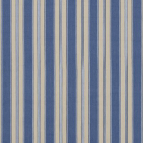 Baker Lifestyle TANGO TICKING BLUE Fabric - Fabric