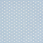 Schumacher Queen B Chambray Fabric