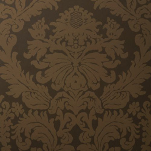 Vervain 90011W Manderley Walnut Shell 03 Wallpaper - Wallpaper