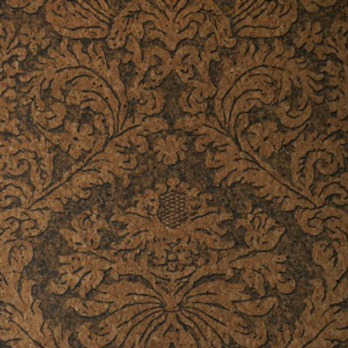 Vervain 90018W Manderley C Malty Earth 01 Wallpaper - Wallpaper