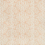Brunschwig & Fils Les Touches Tangerine Fabric