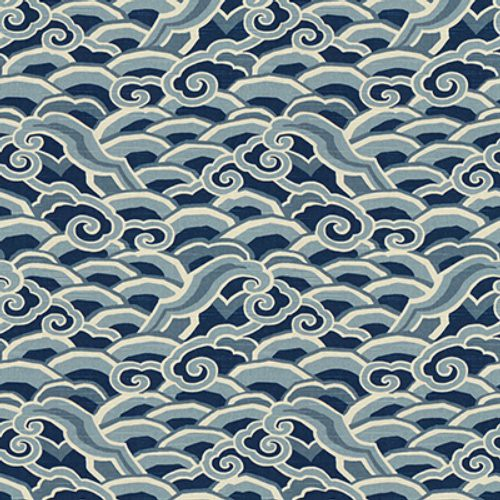 Kravet Decowaves Ultramarine Fabric - Fabric