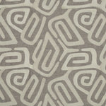 Threads Vega Taupe Fabric