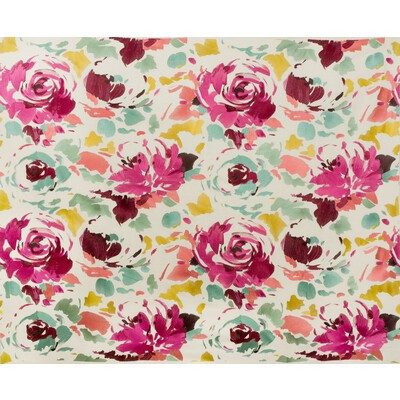 Groundworks Kalos Emb Pink/Sage Fabric - Fabric