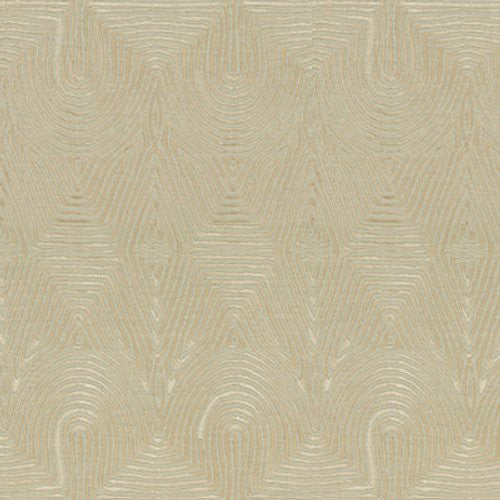 Groundworks Julia Emb Ivory/Beige Fabric - Fabric