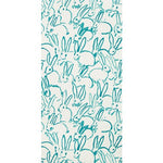 Groundworks Hutch Turquoise Wallpaper