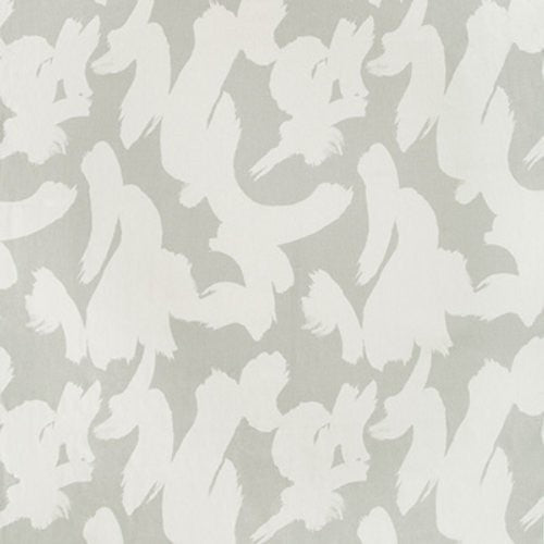 Kravet Paintlines Grey Fabric - Fabric