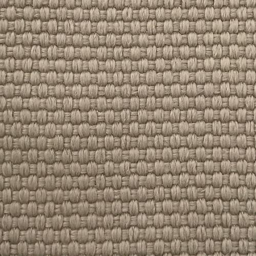 Old World Weavers Madagascar Solid Fr Taupe Fabric - Fabric