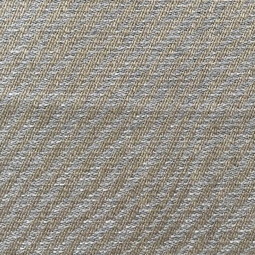 Old World Weavers Fiumetto Versilia Quality Taupe Fabric - Fabric