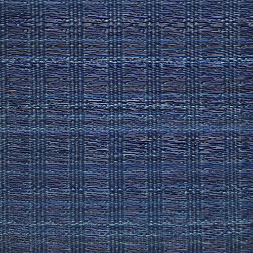 Old World Weavers Oldenburg Horsehair Blue Fabric - Fabric
