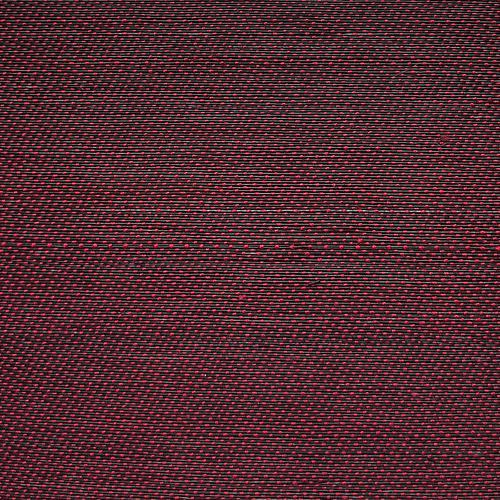 Old World Weavers Criollo Horsehair Red / Black Fabric - Fabric