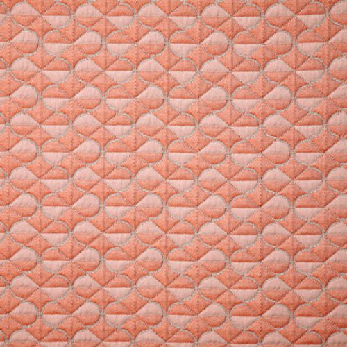 Pindler Greenbrier Persimmon Fabric - Fabric