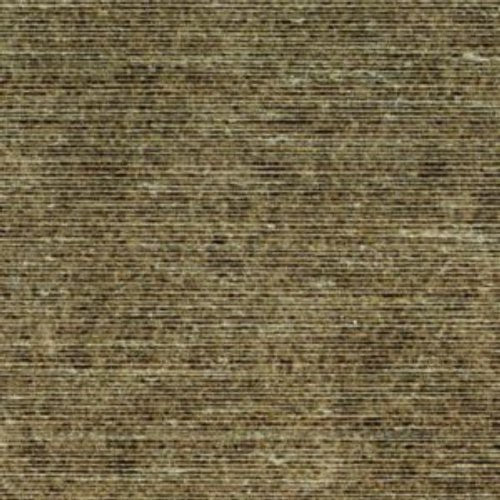 Scalamandre Organic Linen On Metallic Pewter Wallpaper - Wallpaper