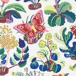 Schumacher Exotic Butterfly Indoor/Outdoor Spring Fabric