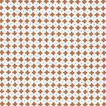 Schumacher Polka Brown Fabric