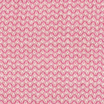 Schumacher Crosby Magenta Fabric