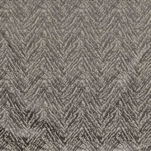Stout Cottage Pewter Fabric - Fabric