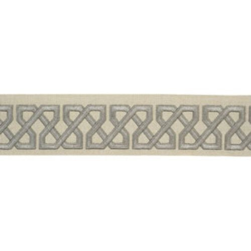 Vervain English Fret Platinum Trim - Trim