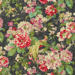 Waverly Floral Engagement Nightfall Fabric