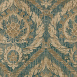 Waverly French Quarter Peacock Fabric