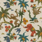 Novogratz Monkey Business Forest Fabric