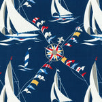 Waverly Set Sail Nautical Fabric