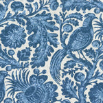 Williamsburg Tucker Resist Wedgewood Fabric