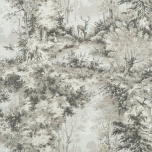 Mulberry Torridon Linen Stone/Silver Fabric - Fabric