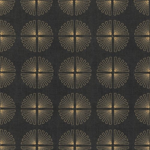 Studio Nyc Design Array Emb Nightfall Fabric - Fabric
