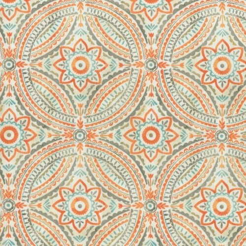 Kelly Ripa Home Blissfulness Nectar Fabric - Fabric