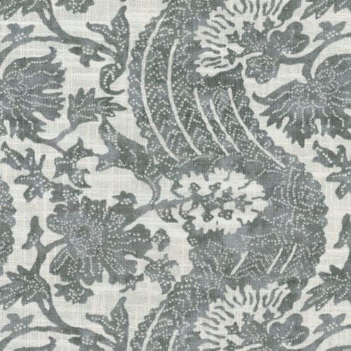 Waverly Brevard Mist Fabric - Fabric