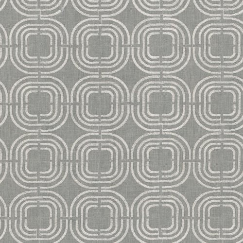 Pkl Studio Chain Reaction Em Sterling Fabric - Fabric