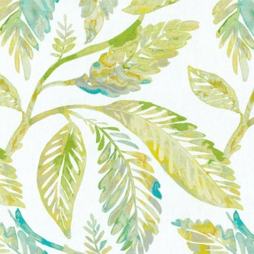 Pkl Studio Creative Flow Palm Fabric - Fabric