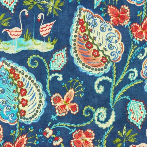 Dena Home Flamingo Frolic Fiesta Fabric - Fabric