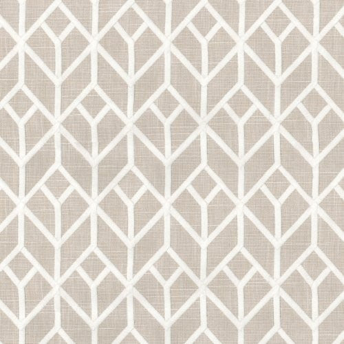 Pkl Studio Key Element Emb Linen Fabric - Fabric