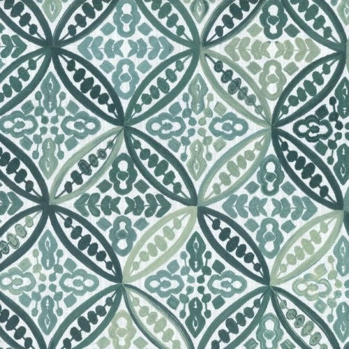 Tommy Bahama Home Local Crafts Aloe Fabric - Fabric