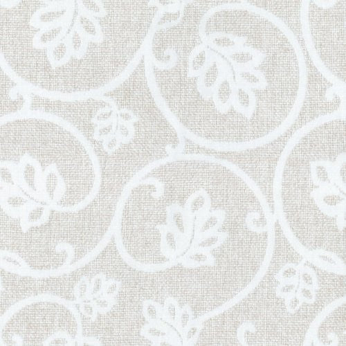 Waverly Main Act Birch Fabric - Fabric
