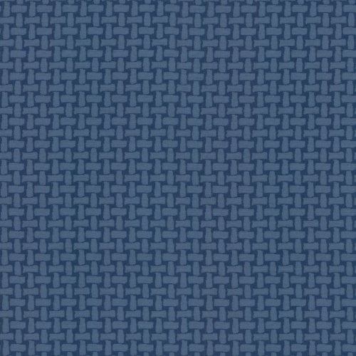 Kelly Ripa Home On Cue Bluebell Fabric - Fabric