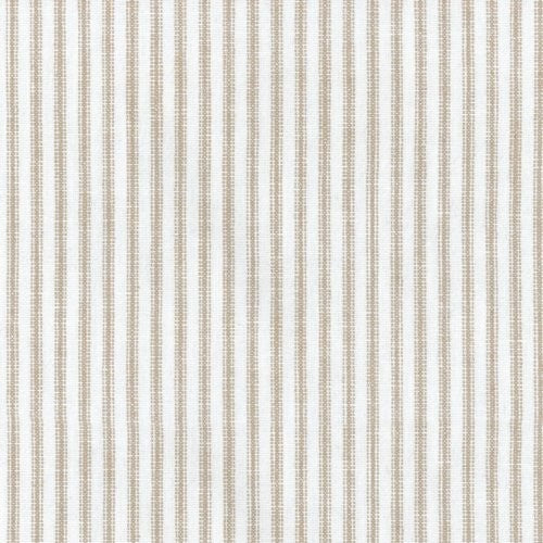 Waverly Pisa Stripe Twine Fabric - Fabric