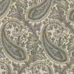 Williamsburg Plumtree Paisley/ Platinum Fabric