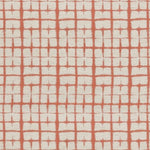 Novogratz Shibori Plaid Spice Fabric