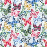 Kelly Ripa Home Social Butterfly Petunia Fabric