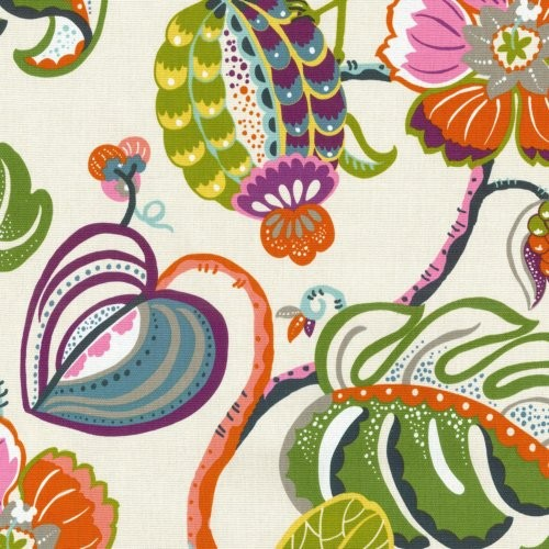 Genevieve Gorder Tropical Fete Rainforest Fabric - Fabric
