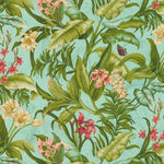 Waverly Wailea Coast In Bloom Fabric