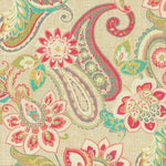 Waverly Wild Card Bloom Fabric