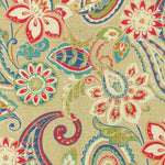 Waverly Wild Card Bluebell   Srd Fabric