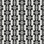 Fabricut Figurative Black Fabric