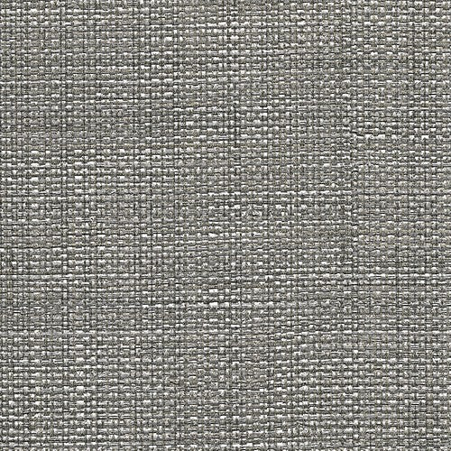 Phillip Jeffries Vinyl Max'S Metallic Raffia Vinyl Maxs Metallic Raffia  Nickel Wallpaper - Wallpaper