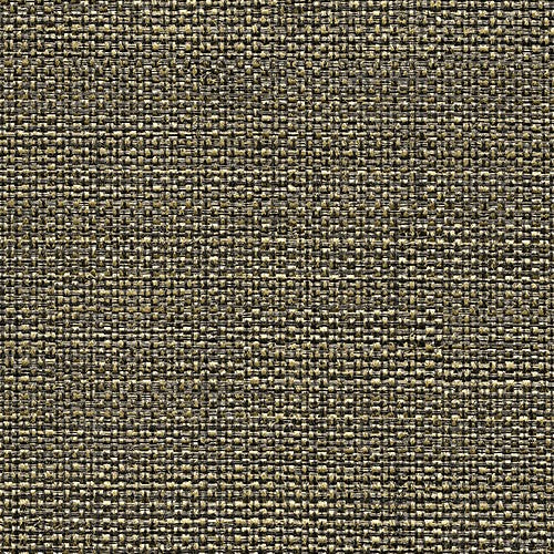 Phillip Jeffries Vinyl Max'S Metallic Raffia Vinyl Maxs Metallic Raffia  Black Brass Wallpaper - Wallpaper